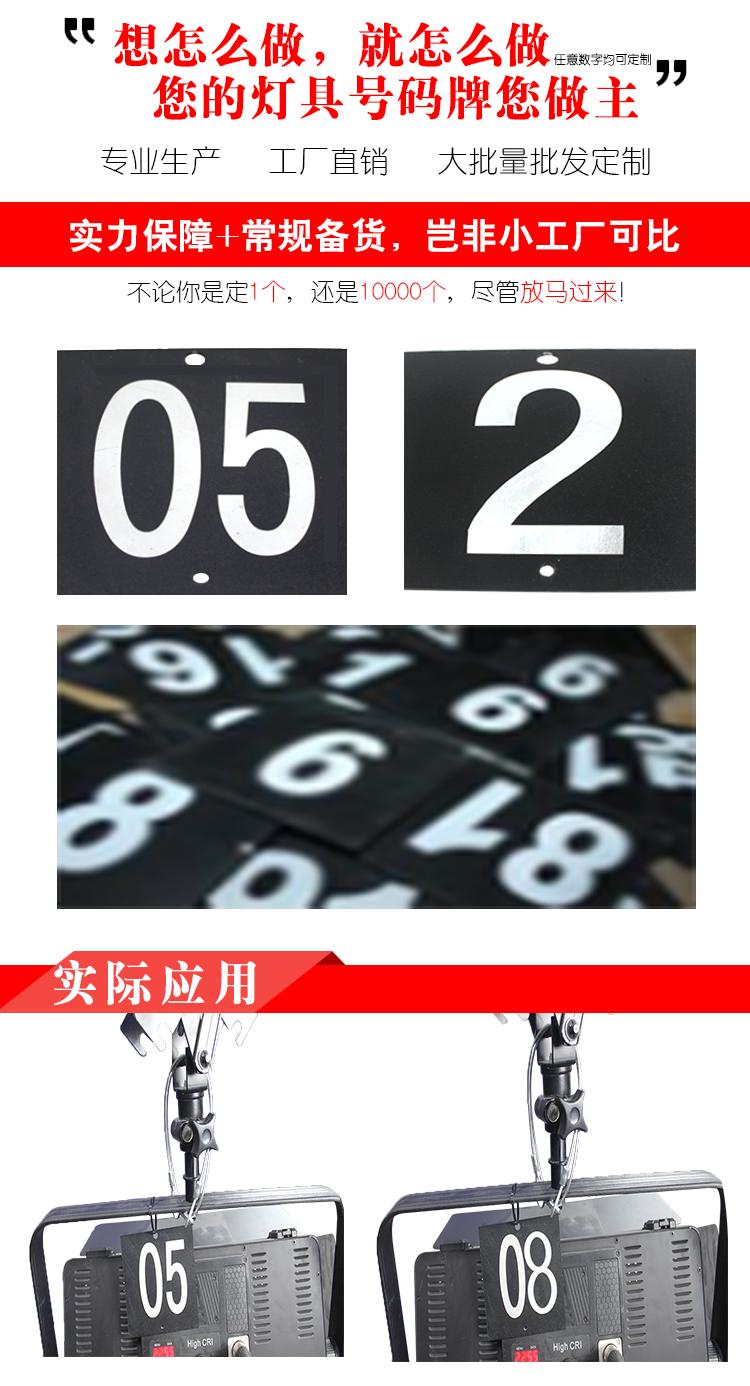 灯具号码牌(图2)