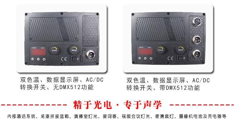 泰阳无线数字遥控TY-LED1800平板柔光灯(图17)