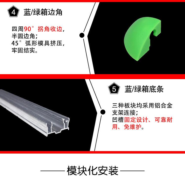 I型免漆拼接式蓝(绿)箱(图4)