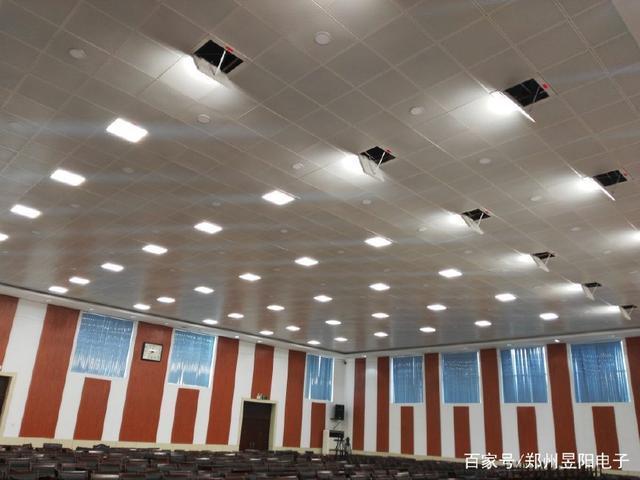会议室嵌入式LED柔光灯如何布光?(图2)