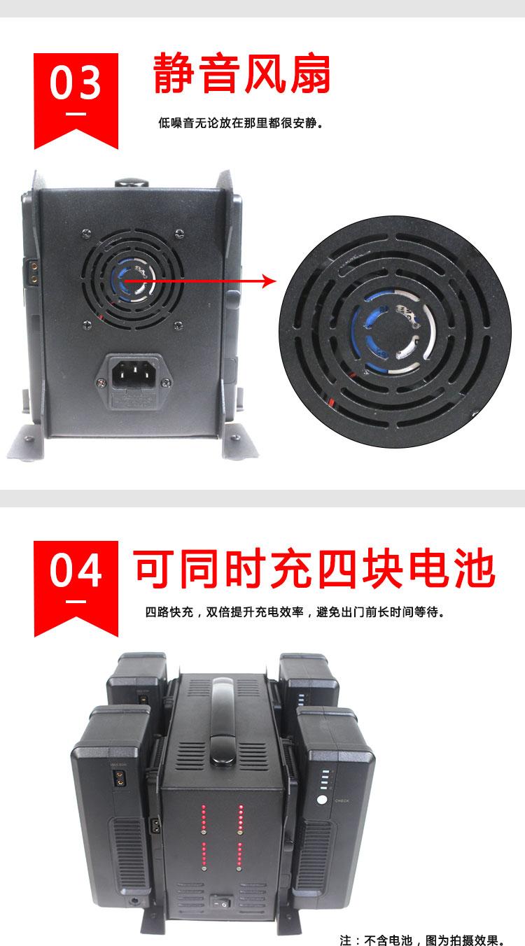 SONY四路充电适配器(图4)