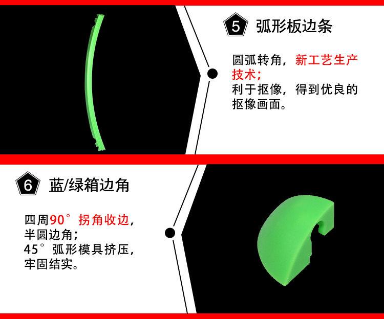 L型免漆拼接式蓝(绿)箱(图5)