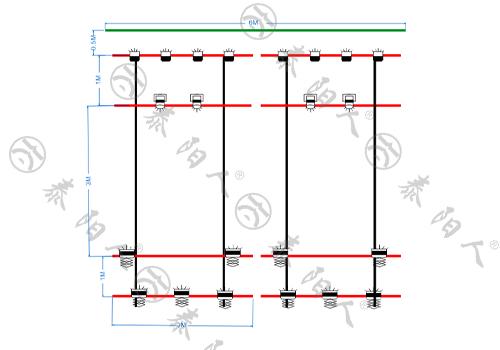 50-80平方米小型演播室LED灯光设计方案(图1)