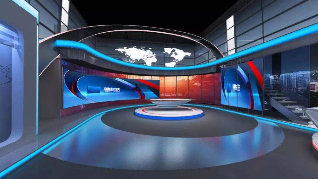 如何建设一个低成本的民用虚拟演播室(图1)