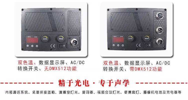 泰阳无线数字遥控TY-LED1200平板柔光灯(图14)